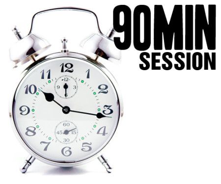 90 Minute Session