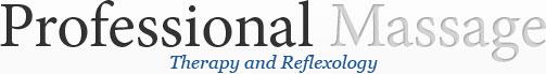 Professional Massage Therapy and Reflexology