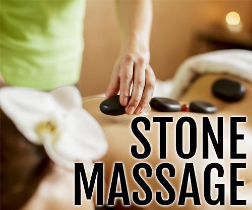 stonemassage